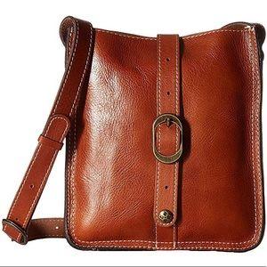 🌺Patricia Nash Venezia Pouch Leather Messenger🌺